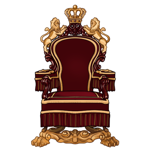 Royal Throne By Hituro