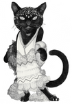 Holly the flapper cat