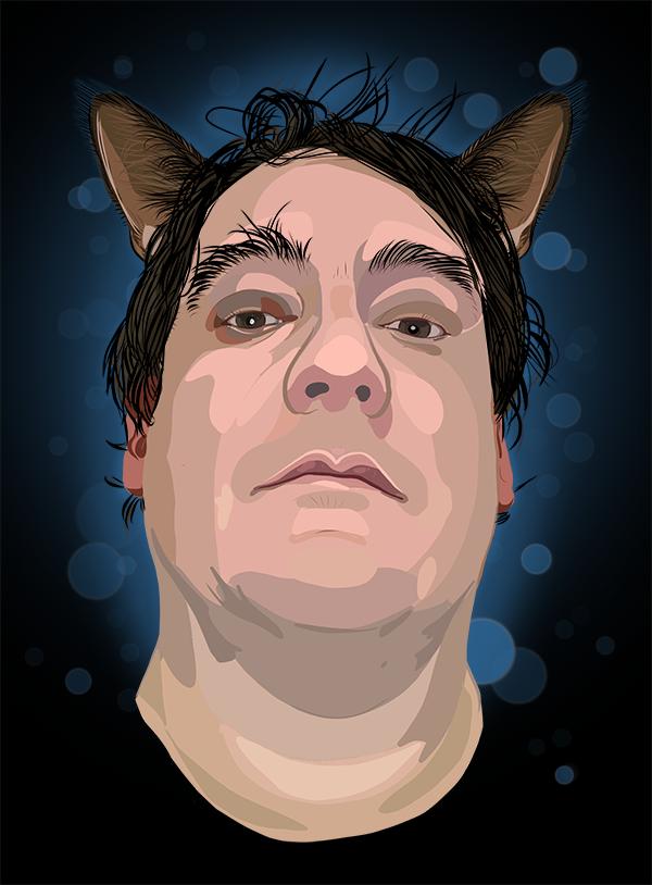 Self-Portrait by Hituro