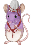 Toothpaste Mouse