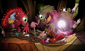 Nothic Feast
