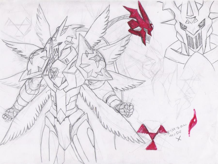 Dukemon: CM - X by sehroyal