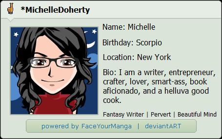 MichelleDoherty's Profile Picture