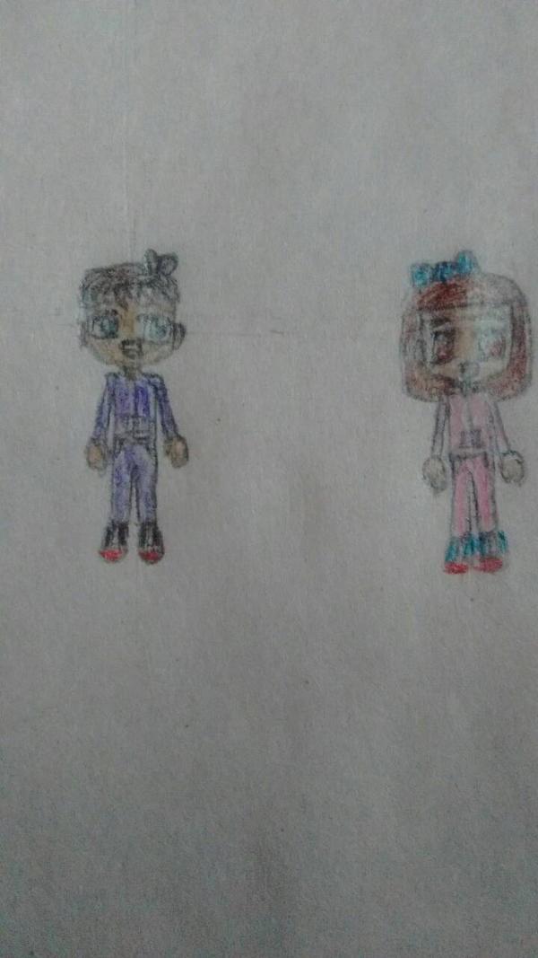 Vincent and Samantha by Nintendoart640