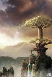NATURE - zen by jaymahjad