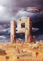 Arcanes XVIIII by jaymahjad
