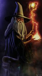 Wizard by jaymahjad