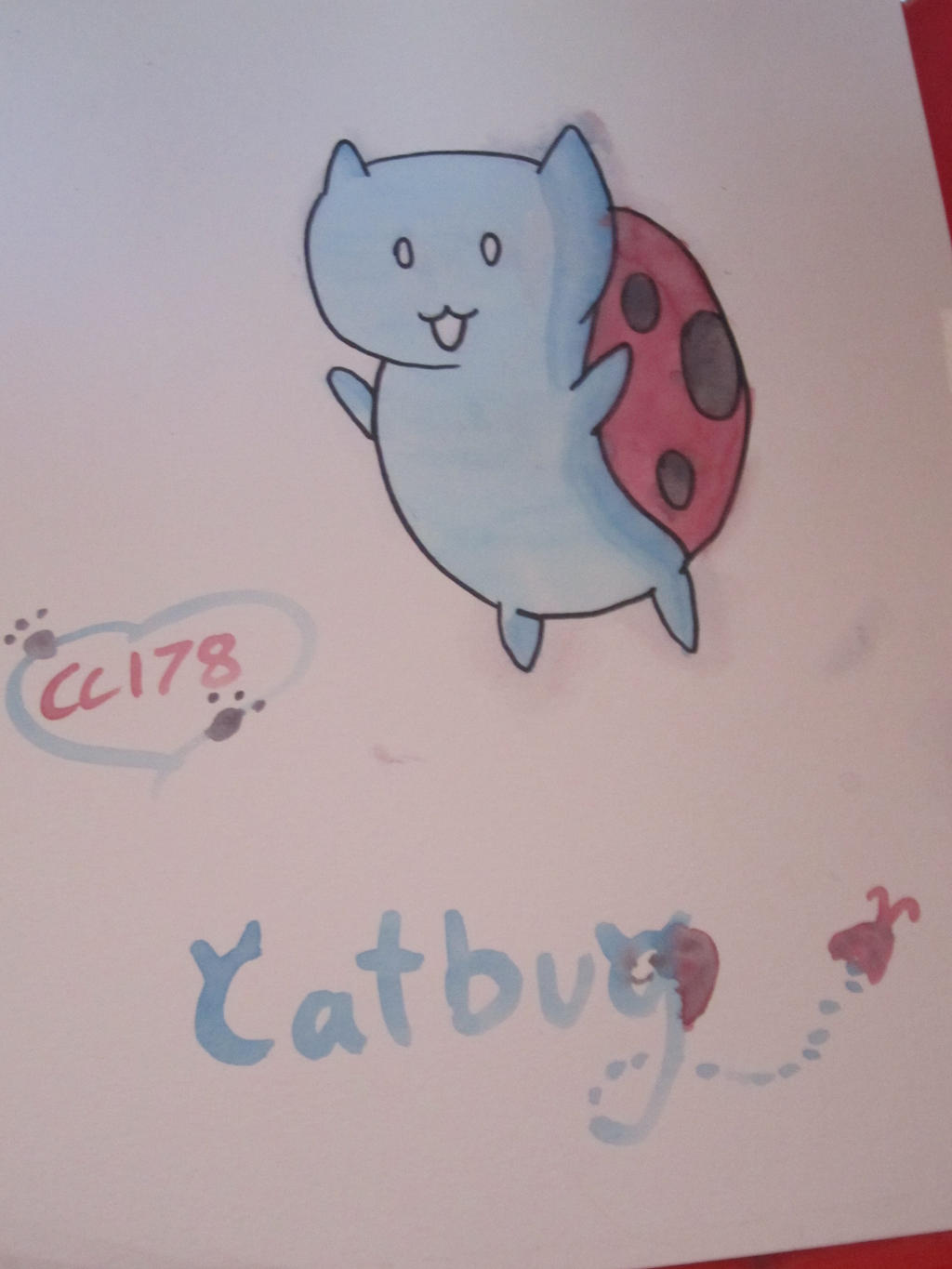 CATBUG!!! by CocoaCutie178