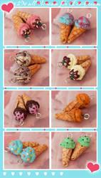 Ice Cream Crazy by DeliciousTrickery