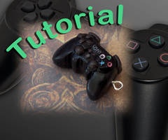 PS3 Controller Charm Tutorial by DeliciousTrickery