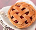 Cherry Pie Pendant
