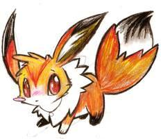 - Alli...Noria the eevee - by Yomiell