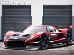 track Ford GT