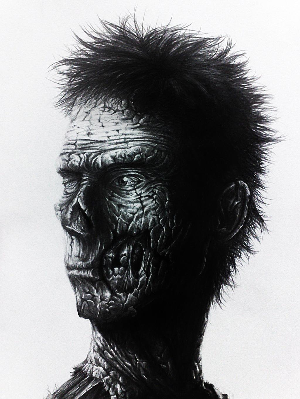 zombie boy by typerulez