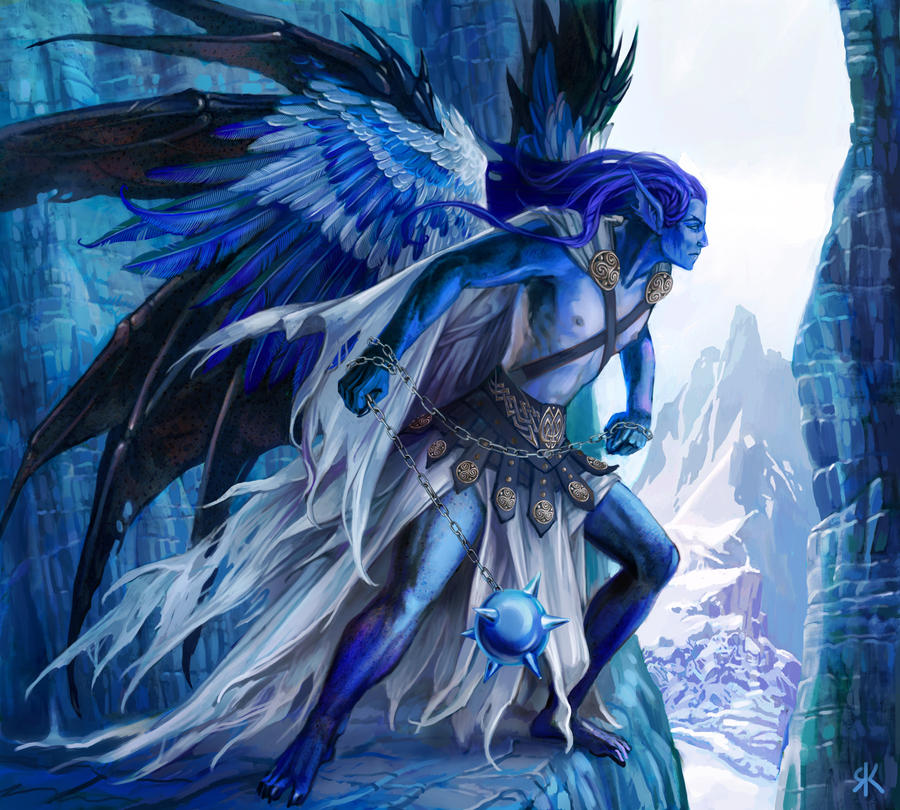 Anime Ice Angel Ice An...