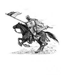 the Templar by Folda