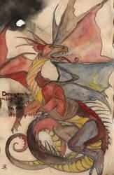 Dragon by Folda