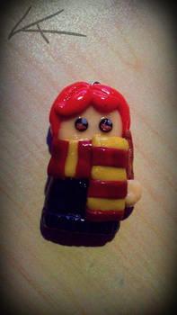 Ron Weasley chibi - polymer clay