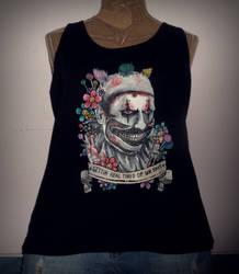 Twisty the Clown - AHS - t-shirt