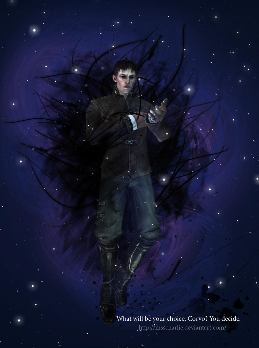 Dishonored Outsider by MssCharlie