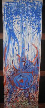 hippie scroll, untitled