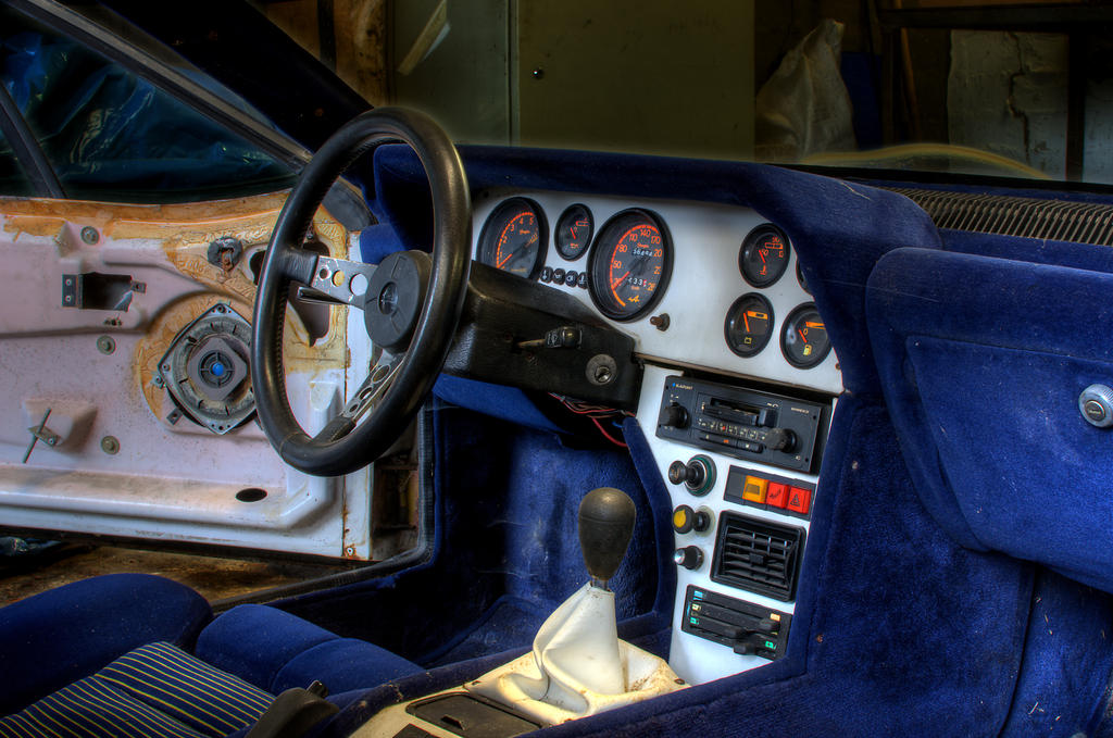 renault alpine a310 used interior by ballaleica on deviantart. Black Bedroom Furniture Sets. Home Design Ideas