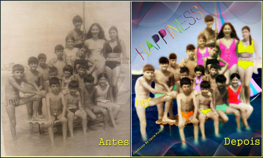 Netos de Antonio Vargas-1971_1972 by Carla Fuchs by CarlaBabi