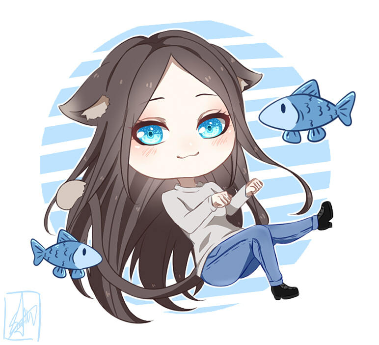 Alicia by KamikaChan