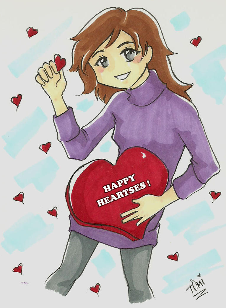 Alles Gute zum Valentinstag! by XxXE