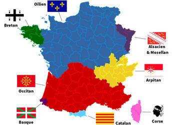 Linguistic France by Tekfonix