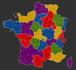 My Dream of France - Detailed Map by Tekfonix