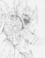 Night Lord Artificer by llMonstersll