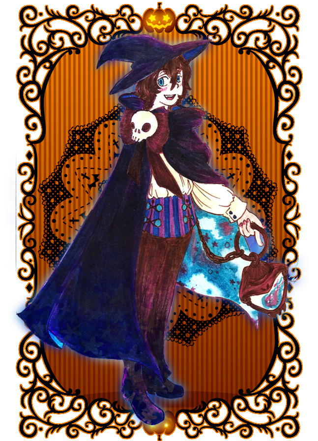 SS - Halloween costume meme [Club de Musica] by Kaliblu