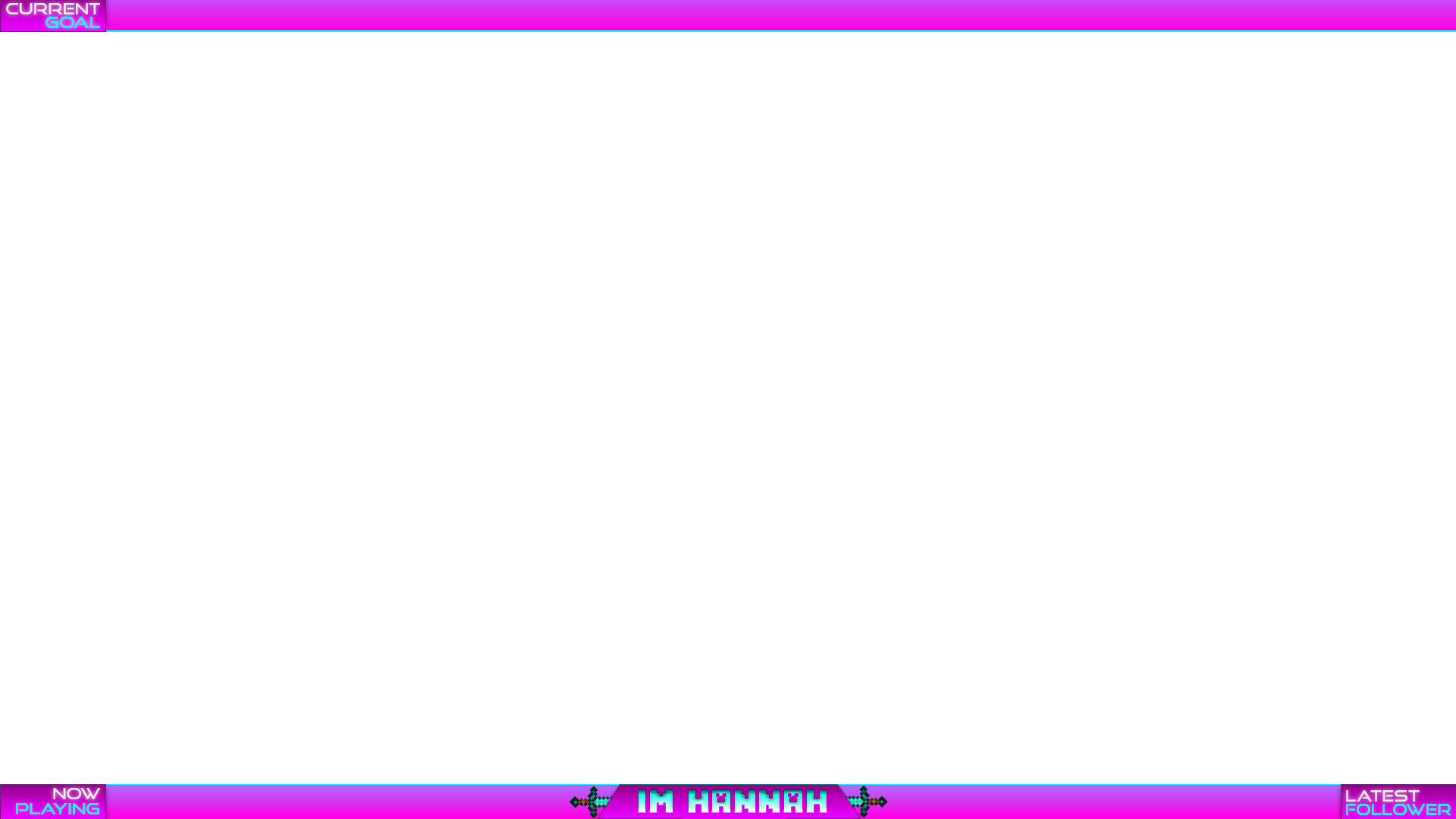 how to create a stream overlay