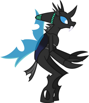 Riptide The Changling Experiment (Commission)