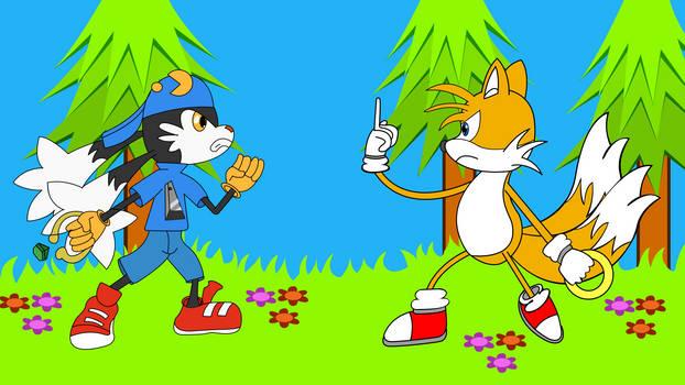 Klonoa vs Tails