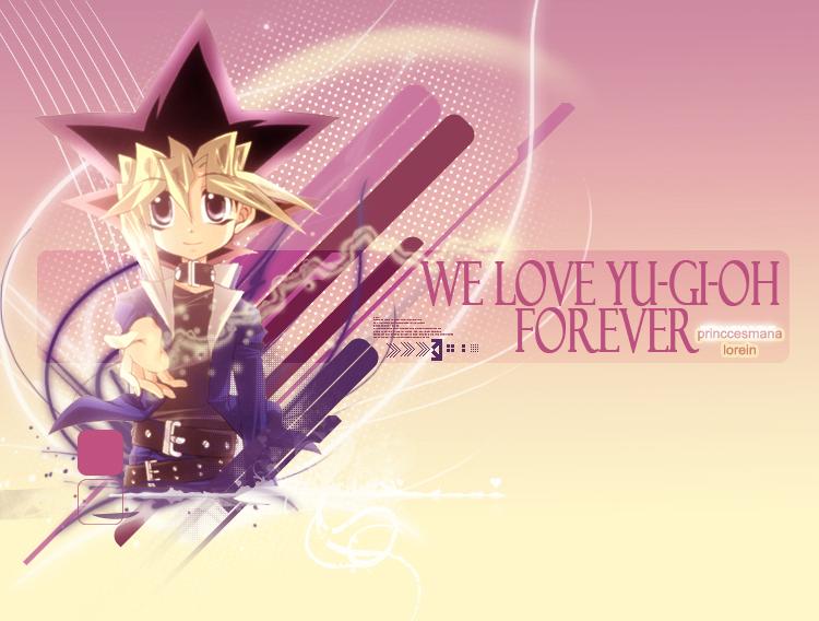Yugioh Forever2 by PrinccesMana
