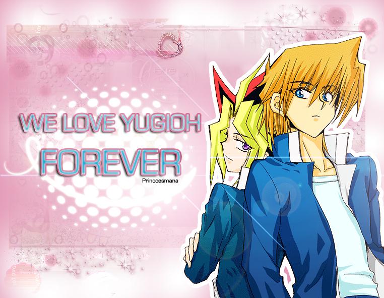 Yugioh Forever3 by PrinccesMana