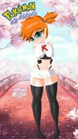 Misty/Kasumi Cosplay Team Rocket