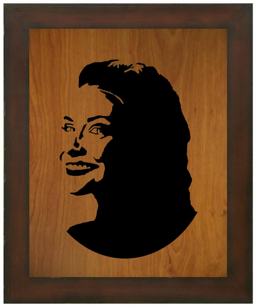 Scroll Saw Portraits - Home | Facebook
