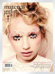 Cover Material Girl Magazine