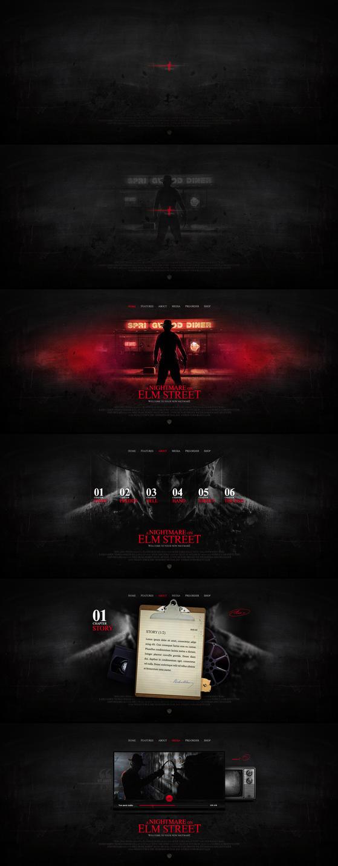A Nightmare on Elm Street by lluck