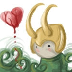 Little Loki by PackofWildBores
