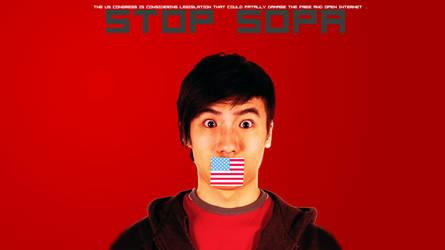Stop Sopa by HussienMafia