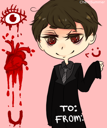 Very cool, now staph it Crowley by CherriSummer