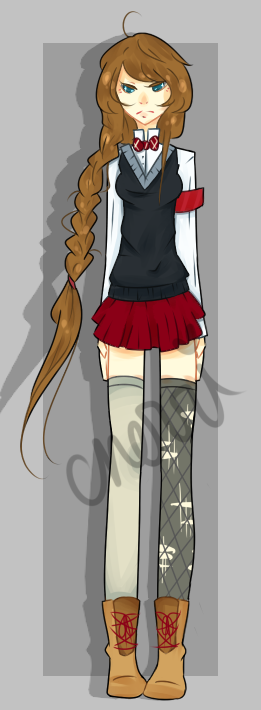 Full body adopt! [closed~] by CherriSummer
