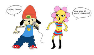 Parappa the Gangsta