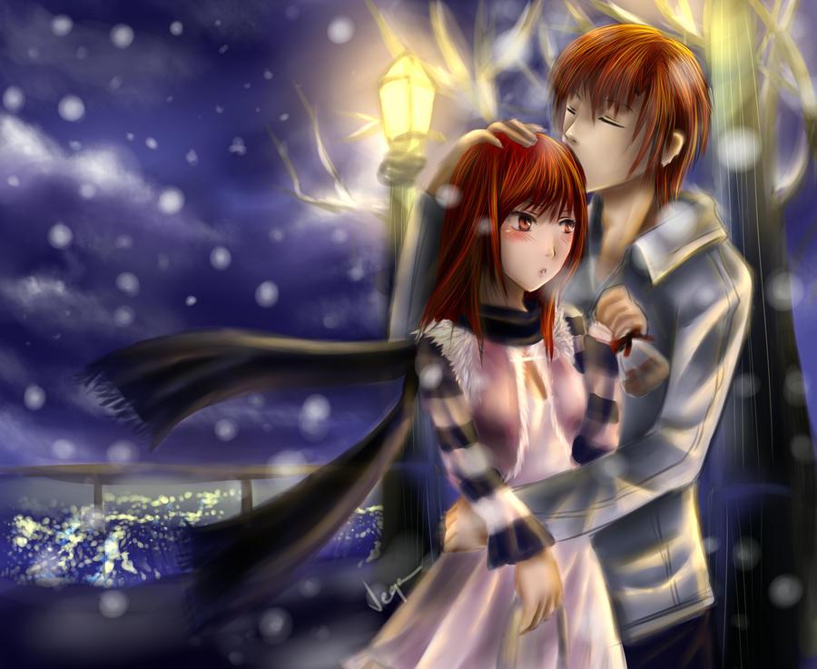 valentine by xilveroxas