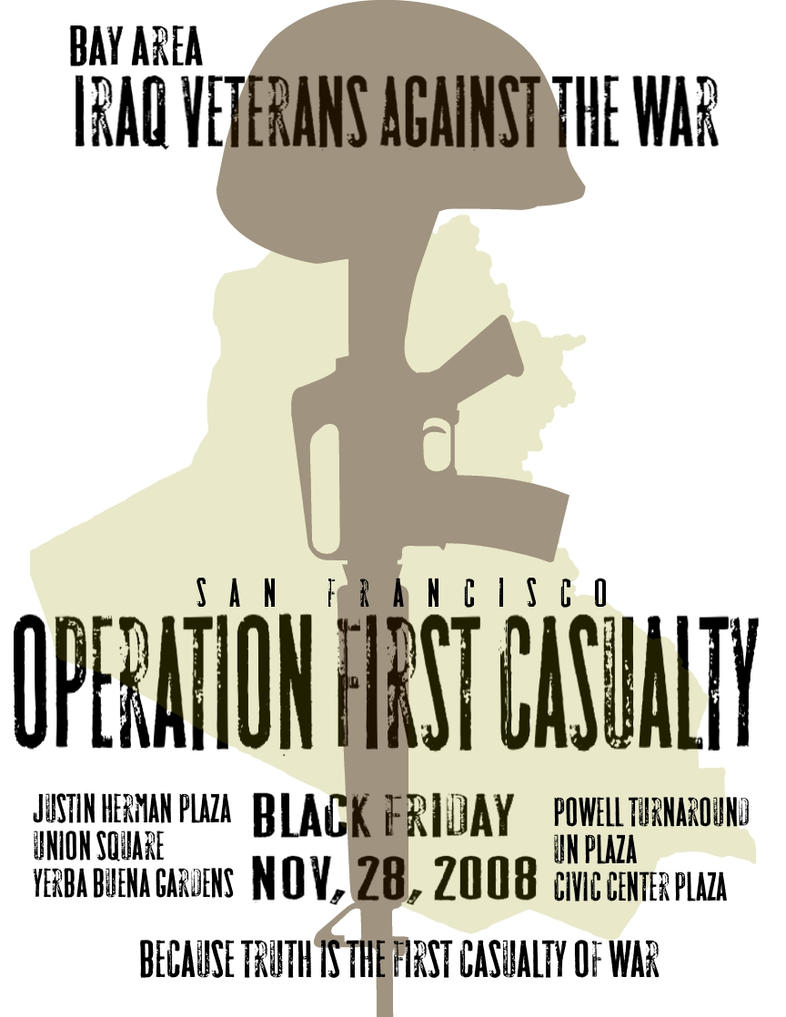 IVAW-San Francisco OFC by revolt82
