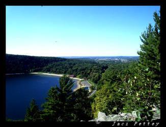 Devils Lake by jacirae